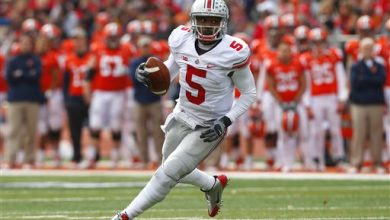 Photo of Report: Ohio State's Miller Shifting from QB to Receiver