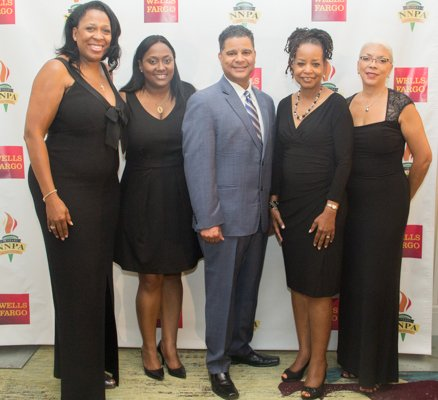 Photo of New NNPA Officers Elected; Denise Rolark Barnes Elected Chair