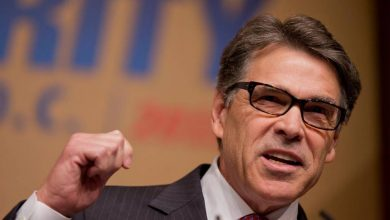 Photo of In Candid Speech, Republican Rick Perry Makes Appeal to Blacks