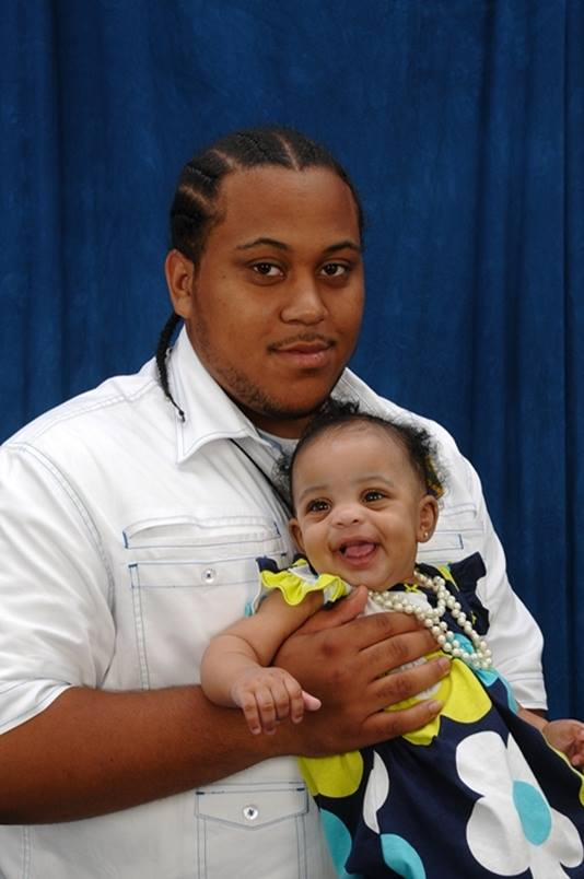 Ryan Stokes with daughter (Courtesy Photo)