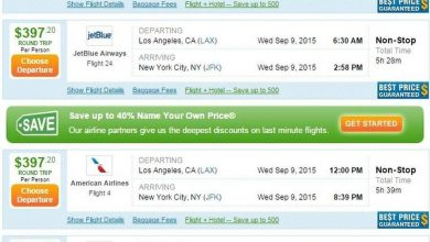 Photo of Search of Airfare Booking Sites Shows Identical Pricing