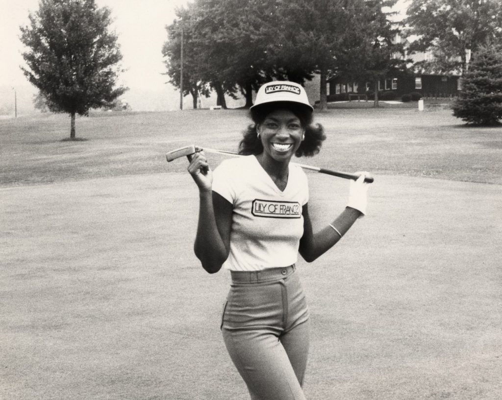 Renée Powell (Courtesy of USGA Museum)