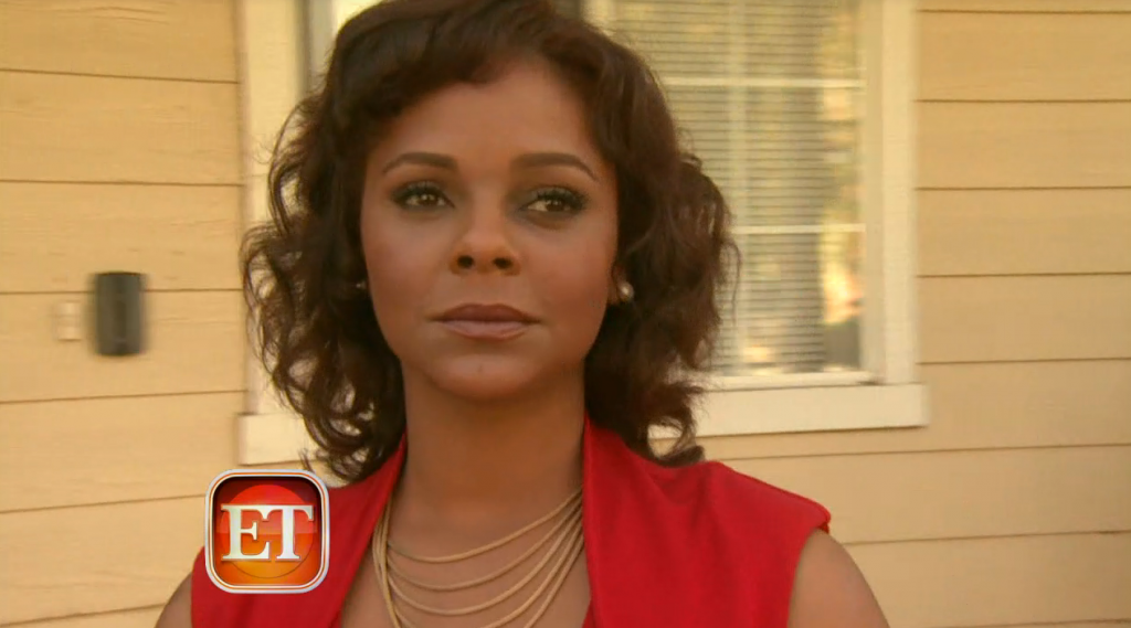 Lark Voorhies (Screengrab from Entertainment Tonight interview, July 2015)
