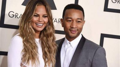 Photo of That Awkward Moment When Chrissy Teigen Posts John Legend's Nude Booty on Instagram