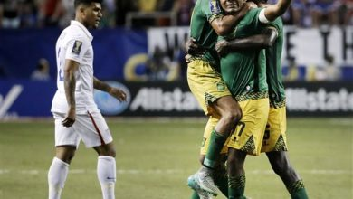 Photo of Jamaica Stuns US 2-1 in Gold Cup Semifinals