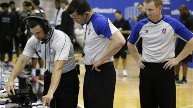 Photo of Not-Yet NBA Refs Also Under Microscope During Summer League