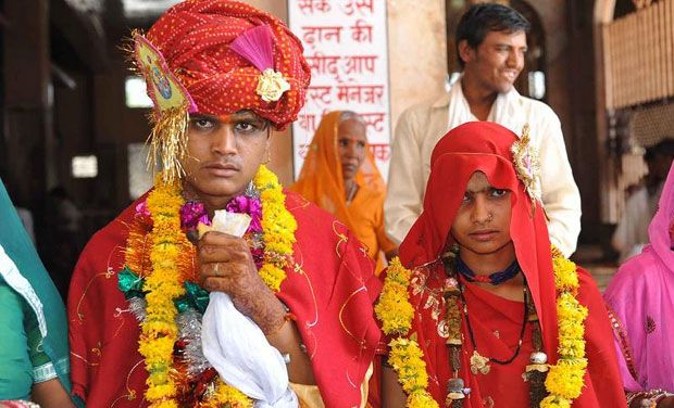 India law prohibits marriage for women younger than 18 and men under age 21 (AP Photo)