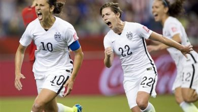 Photo of US Prevails in 2-0 Victory Over Top-Ranked Germany