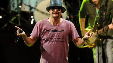 Photo of GM to Keep Sponsoring Kid Rock Concerts, Discuss Flag Issue