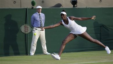 Photo of Wimbledon Lookahead: 1 Win Apiece Sets Up All-Williams Match