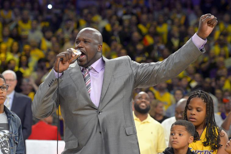Shaquille O'Neal (Mark J. Terrill/AP Photo)