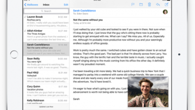 Photo of Mail in iOS 9: Three Huge Changes That Will Make Email Less Awful