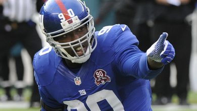 Photo of Giants Say Jason Pierre-Paul Not Ready to Play, Back Home