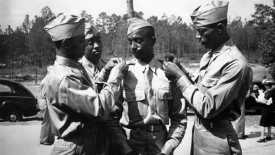 Photo of Exhibit Opens July 4 About Black Experience in WW2