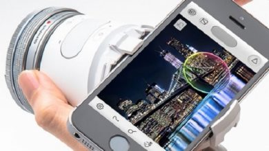 Photo of Olympus Air A01 Makes Your Wish For A Better Smartphone Or Tablet Camera Come True
