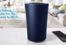 Photo of Google Announces OnHub, a WiFi Router That Gets Rid of Wires and Flashing Lights