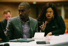 "Photo of Black Lives Matter Organizers Labeled as ""Threat Actors"" by Cybersecurity Firm"
