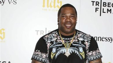 Photo of Rapper Busta Rhymes Charged with Assault in Gym Fight