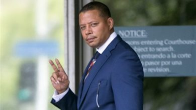Photo of Judge Overturns Actor Terrence Howard's Divorce Settlement