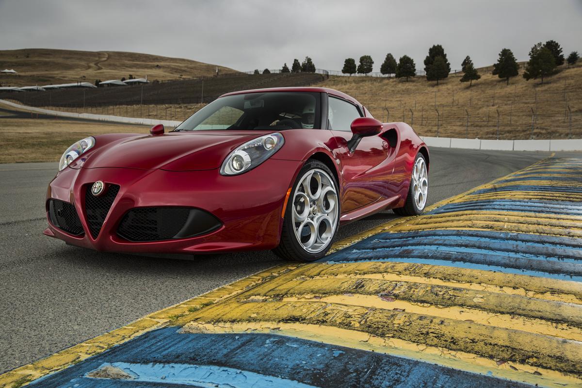 Photo of Car Review: 2015 Alfa Romeo 4C