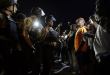 Photo of 4th Night of Ferguson Protests Brings Confrontation, Arrests