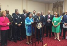 Photo of Congresswoman Sheila Jackson Lee Unveils Legislation to Address Law Enforcement and Youth Incarceration