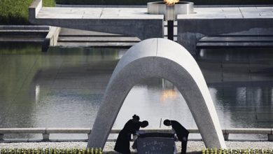 Photo of Japan Marks 70th Anniversary of Hiroshima Atomic Bombing