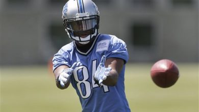 Photo of Lions Wide Receiver Ryan Broyles Lives on Budget of $60,000 a Year