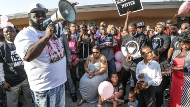 Photo of Community's Response to Jamyla Bolden's Death Continues with Sunday March
