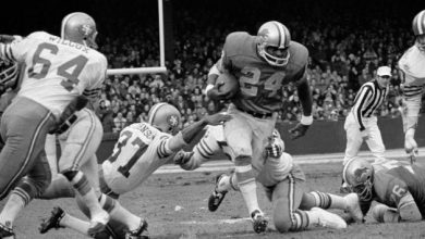 Photo of Former Lions Running Back Mel Farr Dies at Age 70