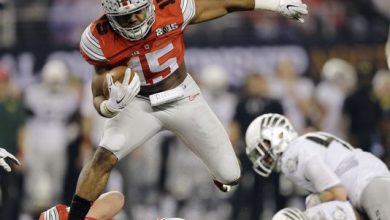 Photo of Last Year's First, Ohio State, Begins First in the NCAA 1-128 Re-Rank