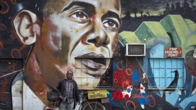 Photo of President Obama Eyes African Legacy