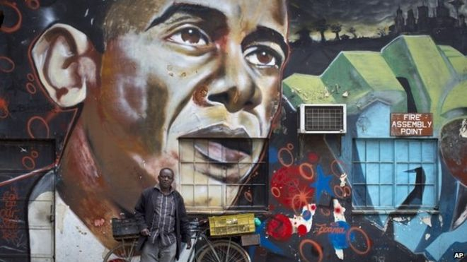 President Obama is staking his reputation in Africa on long-term trade and leadership projects. (AP Photo)