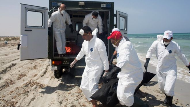 Photo of Migrant Crisis: Libya Searches for More Bodies