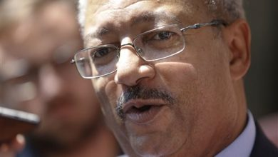 Photo of Congressman Fattah: I'm Innocent of Racketeering Charges