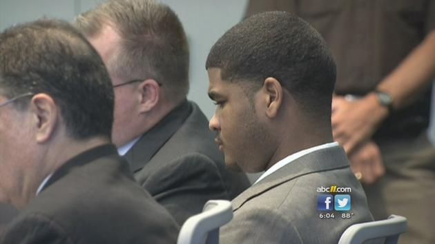 The jury found Carlos Riley not guilty in the shooting of a Durham police officer (Courtesy of ABC11/Durham)