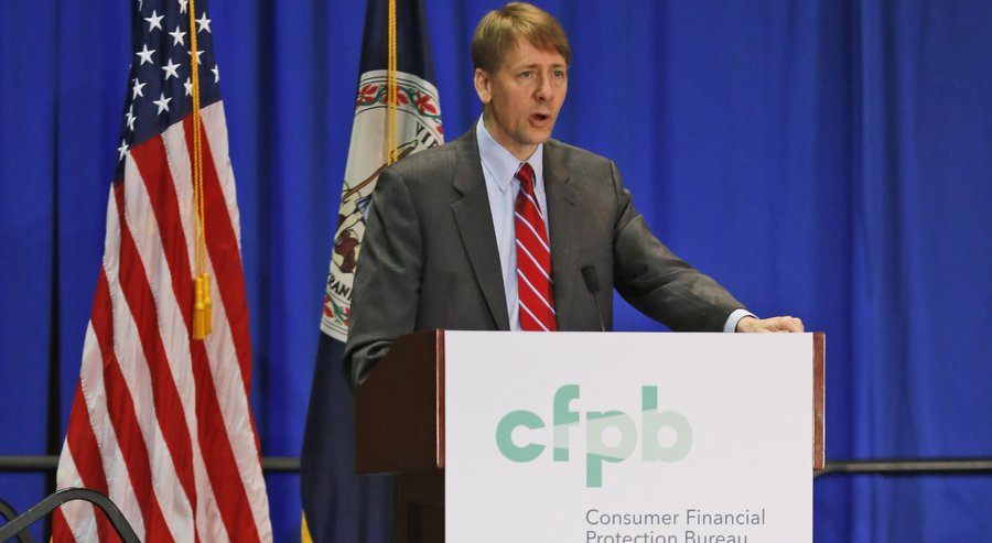 Richard Cordray of the Consumer Financial Protection Bureau. (AP Photo)