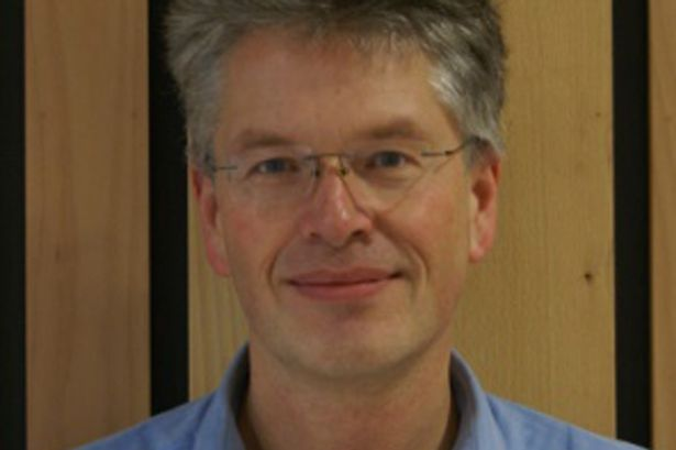 Research Professor Oliver Bandmann (Courtesy Photo)
