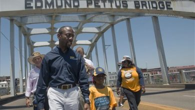 Photo of NAACP's 'Journey for Justice' Protest March Begins in Selma