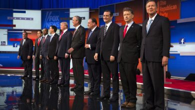 Photo of GOP Debate Lacked Questions About Race