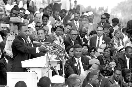 Photo of Recording of MLK's 1st 'I Have a Dream' Speech Discovered