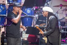 Photo of Nile Rodgers Named BMI Icon at 2015 R&B/Hip-Hop Awards