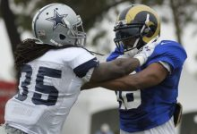 Photo of WATCH: Wild Brawls Erupt At Cowboys-Rams Joint Practice