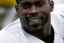 Photo of Humbled Vick at Peace in Reserve Role with Steelers