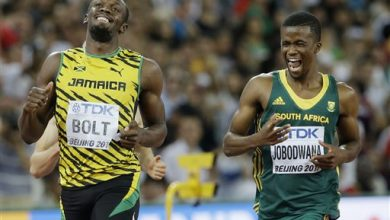 Photo of Bolt Leaves 'Em Laughing and a New Star Comes Out in 400