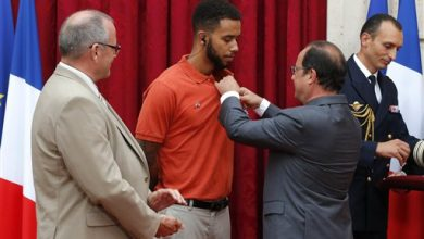 Photo of Anthony Sadler, Belgium Train Hero: 5 Fast Facts You Need to Know