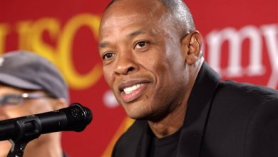 Photo of Dre Says He'll Donate Royalties from New Album to Compton