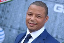 Photo of Terrence Howard in Court Trying to Undo Divorce Agreement