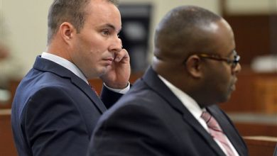 Photo of Prosecutor: White Officer Panicked Before Shooting Black Man