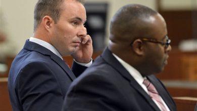 Photo of Prosecutor: White Officer Panicked Before Shooting Black Man